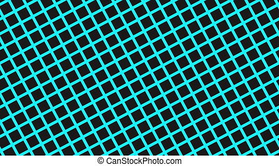 Abstract geometric background with thin lines forming a grid pattern. 3d render computer generated