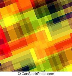 Abstract geometric design.