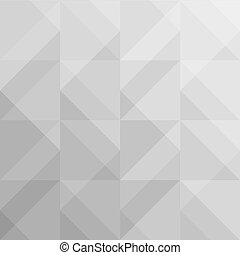 Abstract geometric grey background for design