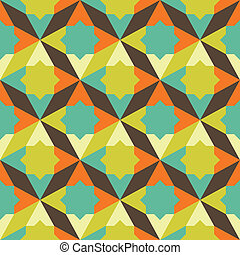 abstract geometric pattern for design