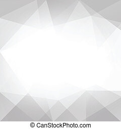 Abstract geometric polygonal background. - Abstract...