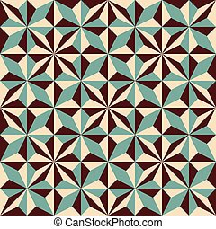 Abstract geometric polygonal background composed of ...