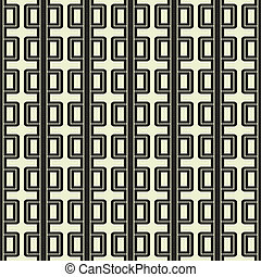 Abstract geometric seamless pattern background