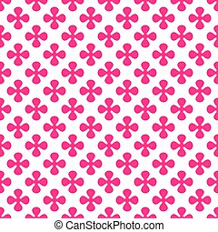 Abstract geometric seamless pattern