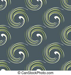 abstract geometric seamless pattern on a gray background