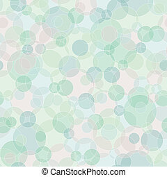 Abstract geometric vector background with circles.