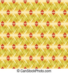 Abstract geometric vector seamless pattern triangles