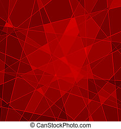 Abstract Geometrical Background - Abstract Triangle...