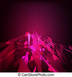 Abstract geometrical moresque background. EPS 8 vector file...