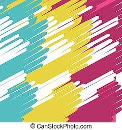 abstract, geometrisch, lijnen, achtergrond kleurde