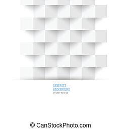 abstract, geometrisch, veelhoek, vector, achtergrond.