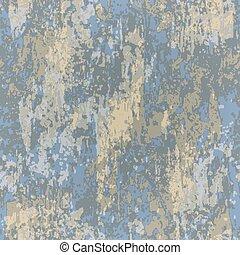 abstract, geroeste, metaal, seamless, textuur