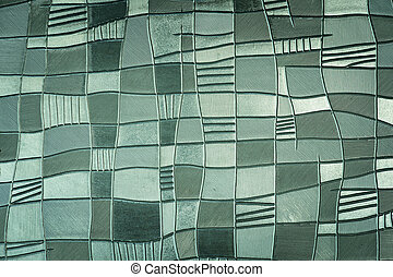 Abstract glass background texture