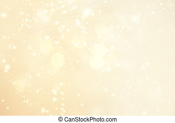 Abstract glittering Christmas background  background  with snowflakes, light, stars. Merry Christmas card.