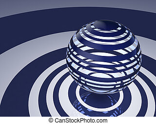 Abstract globe concepts