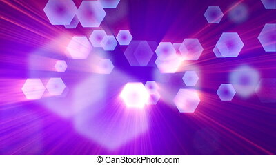 Abstract glow background.