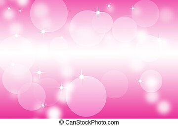 abstract glowing pink background