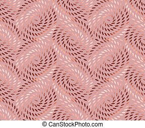 abstract gold rice seed pattern vector illustration. tender elegant celebration style decorative background design