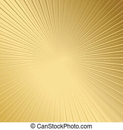 Abstract gold sunny background
