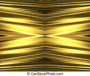 Abstract gold texture
