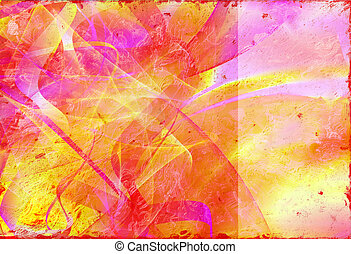 abstract gradient backdrop