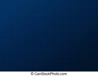 Abstract gradient blue technology with dot pattern background.