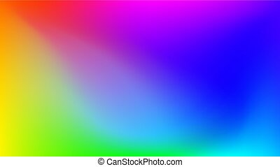 Abstract gradient colorful background. Mesh gradient. Soft mixing colors. Trendy Background for Screens and Mobile Applications. Colorful fluid shapes for poster, banner, flyer and presentation.