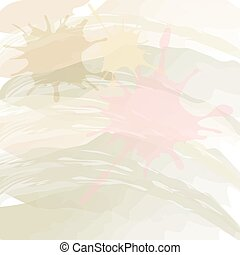 Abstract gradient watercolor style for background