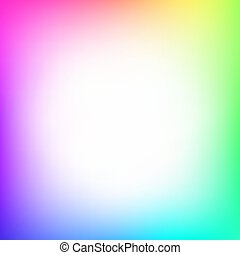Abstract gradient with soft color