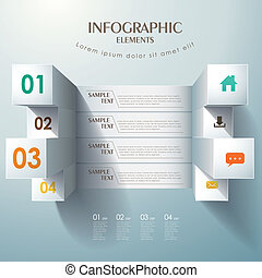 abstract, grafiek, infographics