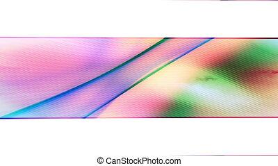 Abstract Graphic Bar X32 Loop