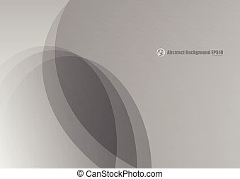Abstract gray faded background