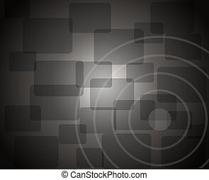 abstract gray tech background