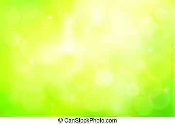 Abstract green background - Abstract natural light green...