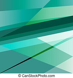 Abstract green background design template