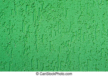 Abstract green background texture wall