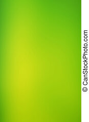 Abstract Green Blur Nature Texture and Background. Ecology concept backdrop