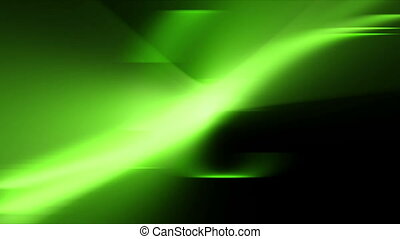 """Abstract Green Blurred Streaks. Loopable."""
