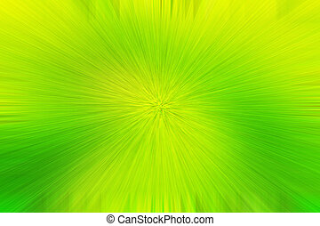abstract green colors and blurred background