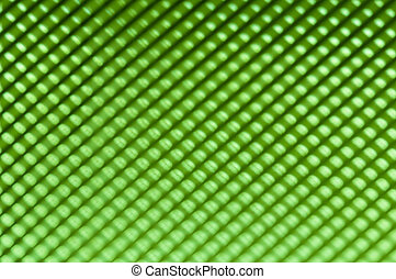 abstract green glass texture background