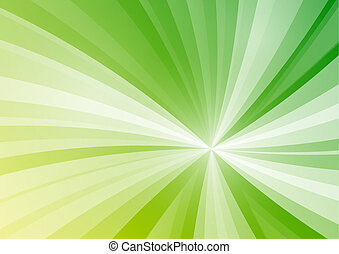 Abstract green star lines background wallpaper