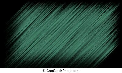 abstract green tilt lines