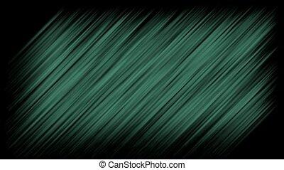 abstract green tilt lines