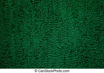Abstract green wall background