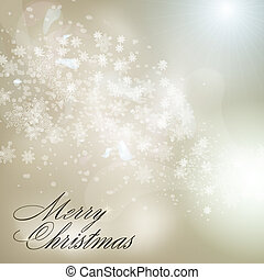 Abstract grey christmas background