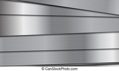 Abstract grey metallic texture motion background - Abstract ...