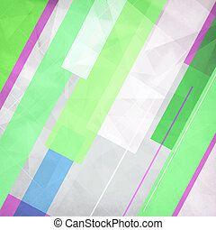 abstract, groene achtergrond