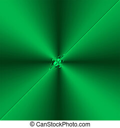abstract, groene, medaille, achtergrond