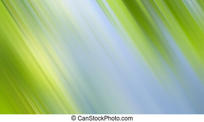 abstract, groene, natuur, achtergrond