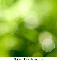 abstract, groene, natuurlijke , backgound